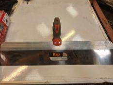 4x 60 cm kap taping knife