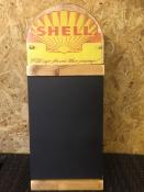 Shell Oil Blackboard