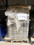 1 x Pallet of un-used Grey Protective Plastic Bags
