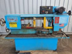 DoAll model c-916 band saw