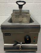 Lincat DF36 Single Basket Countertop Fryer