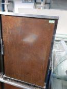 ZERO RESERVE Concept Single Door Back Bar Bottle Cooler SPWM41 H