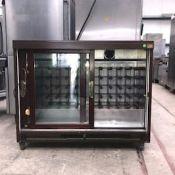 ZERO RESERVE WEALD Double Door Back Bar Counter WM42S