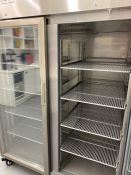 Blizzard Ventilated Gastronorm Freezer (BL2SSCR)
