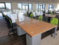 Top Quality Office Furniture and Printers direct from Europe's Largest Forecourt Retailer due to Head office relocation