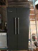 Viking Professional Graphite Grey Fridge Freezer