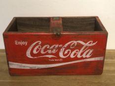 Coca Cola Storage Box