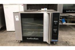 Blue Seal Turbofan Oven