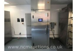 Williams Refrigeration Bakery Prover.
