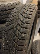 x2 Uniroyal Tyres