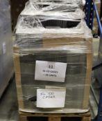 1 x Pallet XL Black Cd Cases