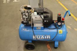 1 x NUAIR LT.50 Air Compressor
