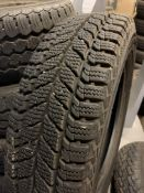 x4 Uniroyal Tyres