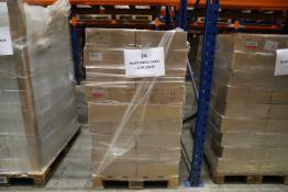 3 x Pallets of Single Black DVD Cases
