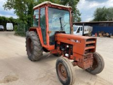 1980 Renault 851 2WD Tractor