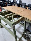 Dewalt Radial Saw & Table Powerchop DW1751