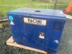 Pacini Generator