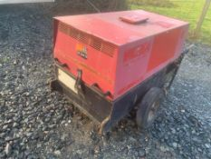 Mosa Diesel Welder Generator