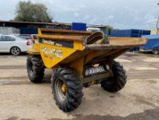 Thwaites 4 Ton Road Registered Dumper 1989