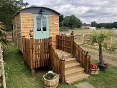 Shepherd's Hut - Custom Built