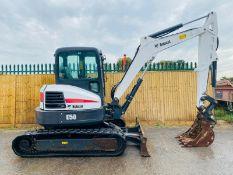 Bobcat E50 Excavator 2017