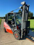 Linde H30d Diesel Forklift 2007