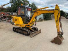 JCB 803 3 Ton Mini Digger 1999