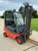 Linde H16 T Gas Forklift Truck