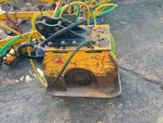 Indeco IHC 70 Compactor Plate