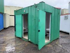 Portable Toilet Block, Office