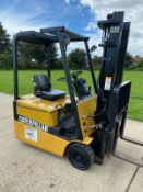 Cat Electric Forklift Truck