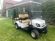 Golf Buggy Cushman Shuttle 2018 2+2 4 Seater Only 54 hours