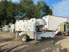 Utranazz Star SCH 600 Concrete Pump 2016