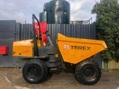 Terex TA9 Straight Tip Dumper 2016 4x4