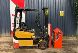 Yale ERP20ATF (SWB) Electric Forklift 2008