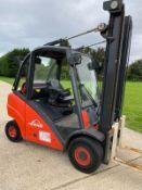 Linde H30t Gas Forklift 2006
