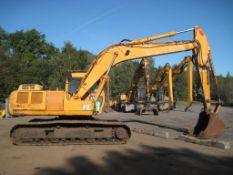 Hyundai 210 Excavator1998