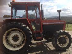Zetor 10145 Tractor 1989