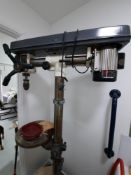 Axminster AWFSRD 550 Floor Standing Radial Drill