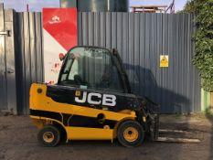 JCB Teletruk TLT25D High Lift Telehandler 2014 2WD