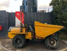 Terex Benford PT7000 Straight Tip Dumper 2002 4x4