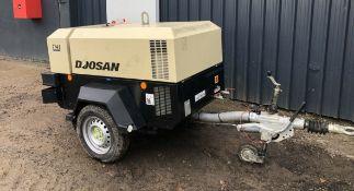 Doosan 7/41 Compressor 2017