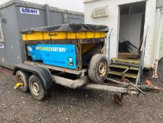 Snow-Ex KFG30 Salt Spreader / Gritter Towable D-83125