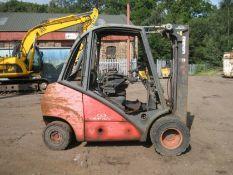 Linde H35D Forklift