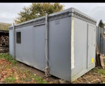 Site Office 20ft x 8ft