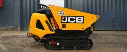JCB Diesel Tracked Mini Dumpster HTD5 2016