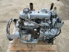 Kubota V1505 Diesel 4 Cylinder Engine