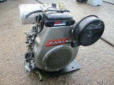 Kubota OC60 1 Cylinder Electric Start Engine