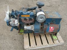 Kubota D905 Diesel 3 Cylinder Electric Start Engine