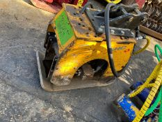 Indeco IHC 70 Compactor Plate 2017